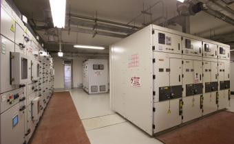 GF Electrical Room