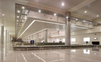 GF Baggage Claim Area