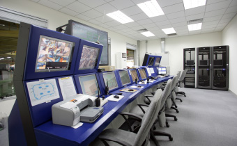 GF BHS Control Room